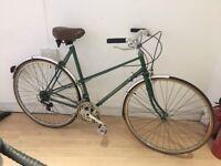 Bromwich retro hybrid bike