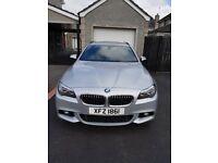 2014 Silver BMW 520d Touring M Sport