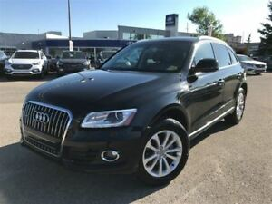 2016 Audi Q5 2.0T Premium- NAVIGATION, BACK UP CAMERA