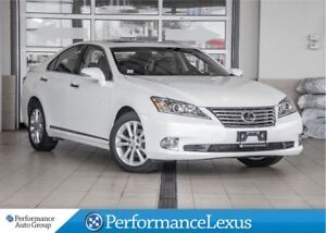 2012 Lexus ES 350 LUXURY!