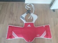 Tae Kwon Do Adidas Body Protector size 3 Medium