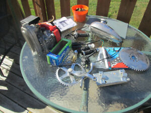 MOTORIZED BICYCLE ENGINES AND PARTS - $275 OBO