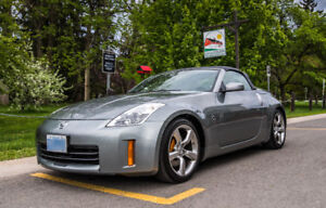 2006 Nissan 350Z Grand Touring Convertible