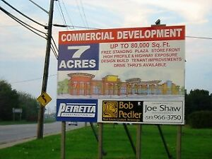 11 Acres Commercial Amherstburg Sandwich Street