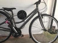 Women's ridgeback mountain bike
