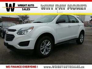2017 Chevrolet Equinox LS| AWD|  CRUISE CONTROL| 29,427KMS