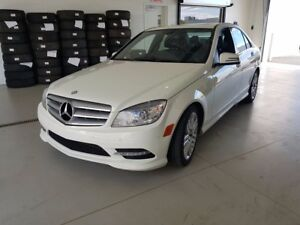2011 Mercedes-Benz C-Class C 250-4MATIC-IMPECCABLE-NOUVEL ARRIVA