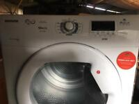 Hoover condenser tumble dryer 9kg