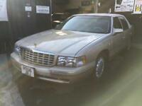 Cadillac DeVille Sedan 4.6 V8 American Luxury Muscle Classic LHD 1998 (R)