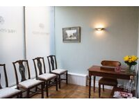 Beautiful Therapy/ Counselling/ Consulting Rooms for hire in Edinburgh