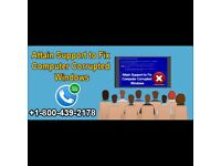 Attain Support to Fix Computer Corrupted Windows: