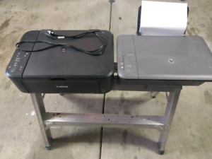 Canon and HP Printers - $20 for both