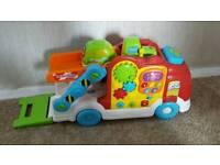 kids Musical car carrier