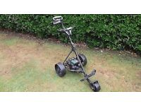 Hillbilly Terrain Electric Golf Trolley