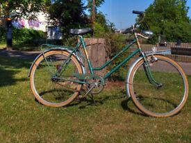 Vintage retro Bauer Bicycle 1950s
