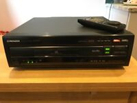 Pioneer CLD-D925 laser disc player