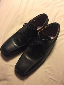 Boys Size 6 Comfort Life Leather Dress Shoes