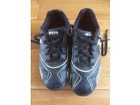 Children's football boots size 11.5