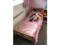Ikea Kids Bed with Free Matress