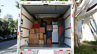 Experienced Moving Truck Driver Wanted