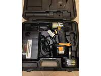 Panasonic EY7202GQW 12v Cordless Impact Driver Kit With Digital Clutch