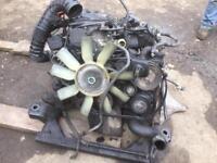 Mercedes sprinter 311 cdi engine 2008 £1350