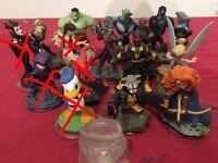 Disney infinity 2.0 figures