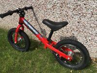 Isla Rothan bike