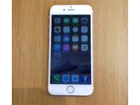RoseGold iphone 6s 32GB on Vodafone