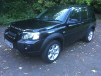 2004/54 NEW SHAPE LAND ROVER FREELANDER 1.8 XEI 5DR ONLY 78000 MLS