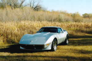 Corvette 1979 coupe