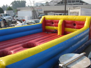 FOR AUCTION COMMERCIAL INFLATABLES