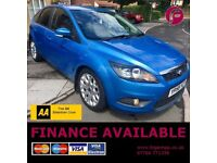 Ford Focus Zetec 1.6TDCi 5 Door DIESEL - 1 YEAR Warranty+AA Cover for Full Peace of Mind Motoring