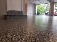 STRONG BOND Fredericton Garage Floor Epoxy Coating
