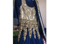 Ladies India party dress