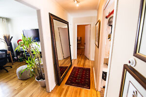Heated 4.5  855$ Bright, waterfront apartment in Lachine