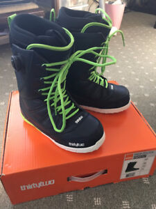 ThirtyTwo Snowboard Boot -Session Nave Blue Size:9