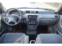 LHD LEFT HAND DRIVE HONDA CR-V 4x4 AUTOMATIC 2001 EXCELLENT CONDITION