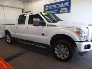 2016 Ford F-250 Super Duty Platinum *DIESEL* LEATHER NAVI