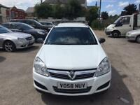 Vauxhall Astra van 2009 no offers