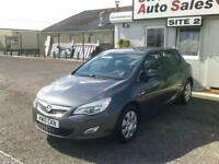 2010 VAUXHALL ASTRA EXCLUSIVE 1.6L - ONLY 43,585 MILES - GREAT CONDITION