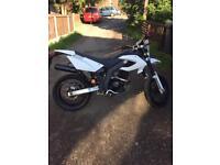 Motorbike 125 swap for 125
