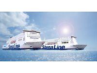 ferry tickets Holyhead to Dublin premium tickets Stenaline