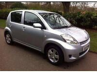 Daihatsu SIRION SE 1.0 MANUAL, Low Milage £30 Road Tax Full Service History...