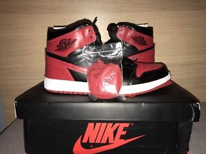 Jordan 1 BRED DS/ NEED TO GO