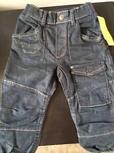 Brand New Infant Size 1-2years -Super Cute Jeans -Never Worn