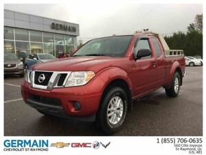2016 Nissan FRONTIER 4WD KING CAB