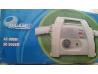 Pool heater for kids pools