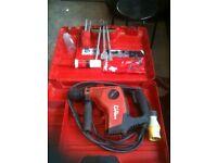 Hilti TE 7-CE 110v Drill Hammer and Breaker 660w
