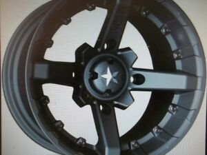 MSA M23 BATTLE rims set of 4  $429.95 LOWEST PRICE in CANADA!!